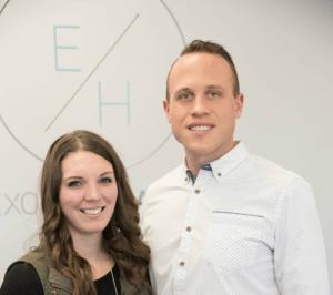 Huntersville Chiropractors Brandon and Natalie Mahaffy